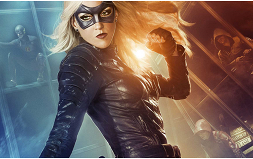 black canary costumee